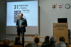 31. Peneplena Travel Festival 6 grudnia UILO